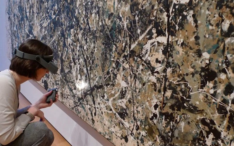 obra de Jackson Pollock desentierra misterios