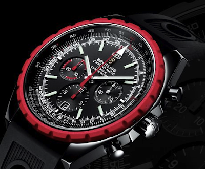 CRONÓGRAFO BREITLING CHRONO-MATIC BLACKSTEEL