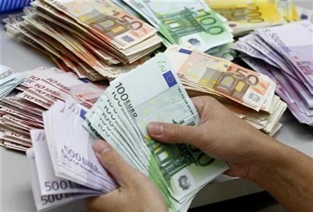 De dónde saca el dinero el Banco Central Europeo?