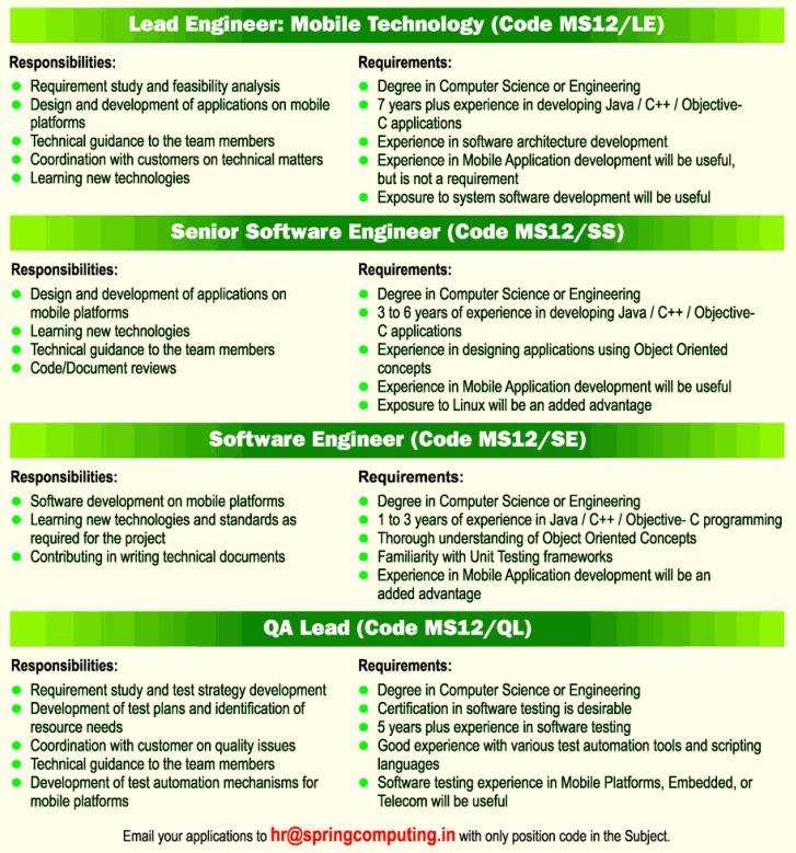 embedded system software engineer resume ebook database