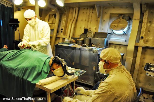 Surgery HMS Belfast London