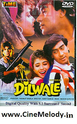 Dilwale ( 1994)  Mp3 Songs Free  Download