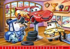 hidden number cars