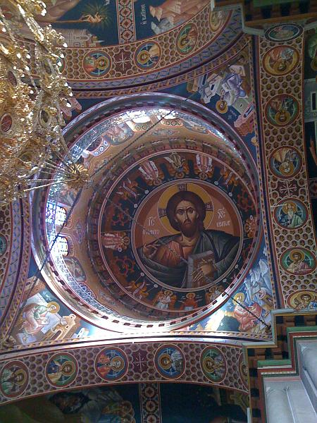 The Agios Minas Cathedral is a Greek Orthodox Cathedral in Heraklion, Greece