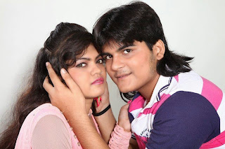 Kallu and Nisha Dubey  Pictures.jpg