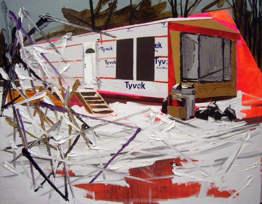 nuncalosabre. Pintura. Painting - ©Kim Dorland