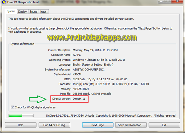 Download Microsoft DirectX - MajorGeeks