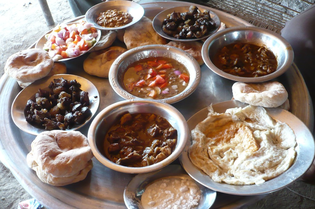 Food And Drinks In Sudan