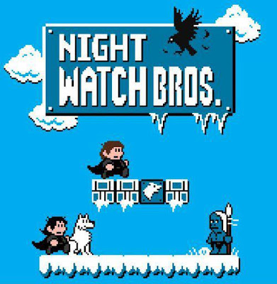 Night Watch Bros, el Mario bros de los hermanos de la guardia de la noche.