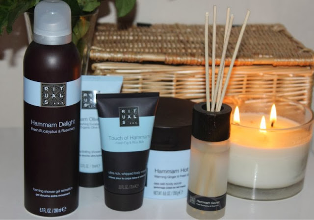 Rituals Hammam Collection