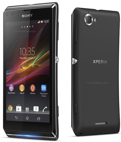 Sony Xperia L Price In India