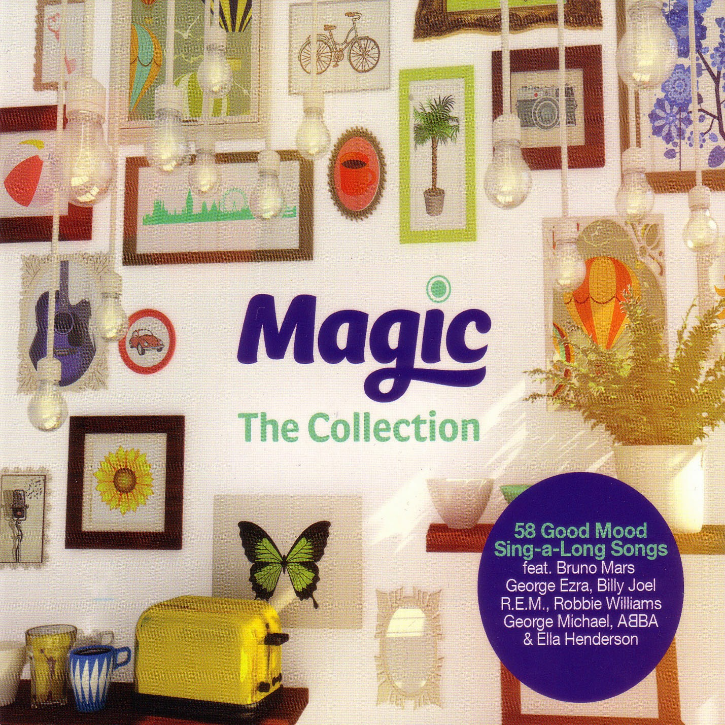 Download [Mp3]-[Hit Music] เพลงสากลฟังสบาย ในแบบ VA – Magic The Collection (2015) @320kbps [Solidfiles] 4shared By Pleng-mun.com