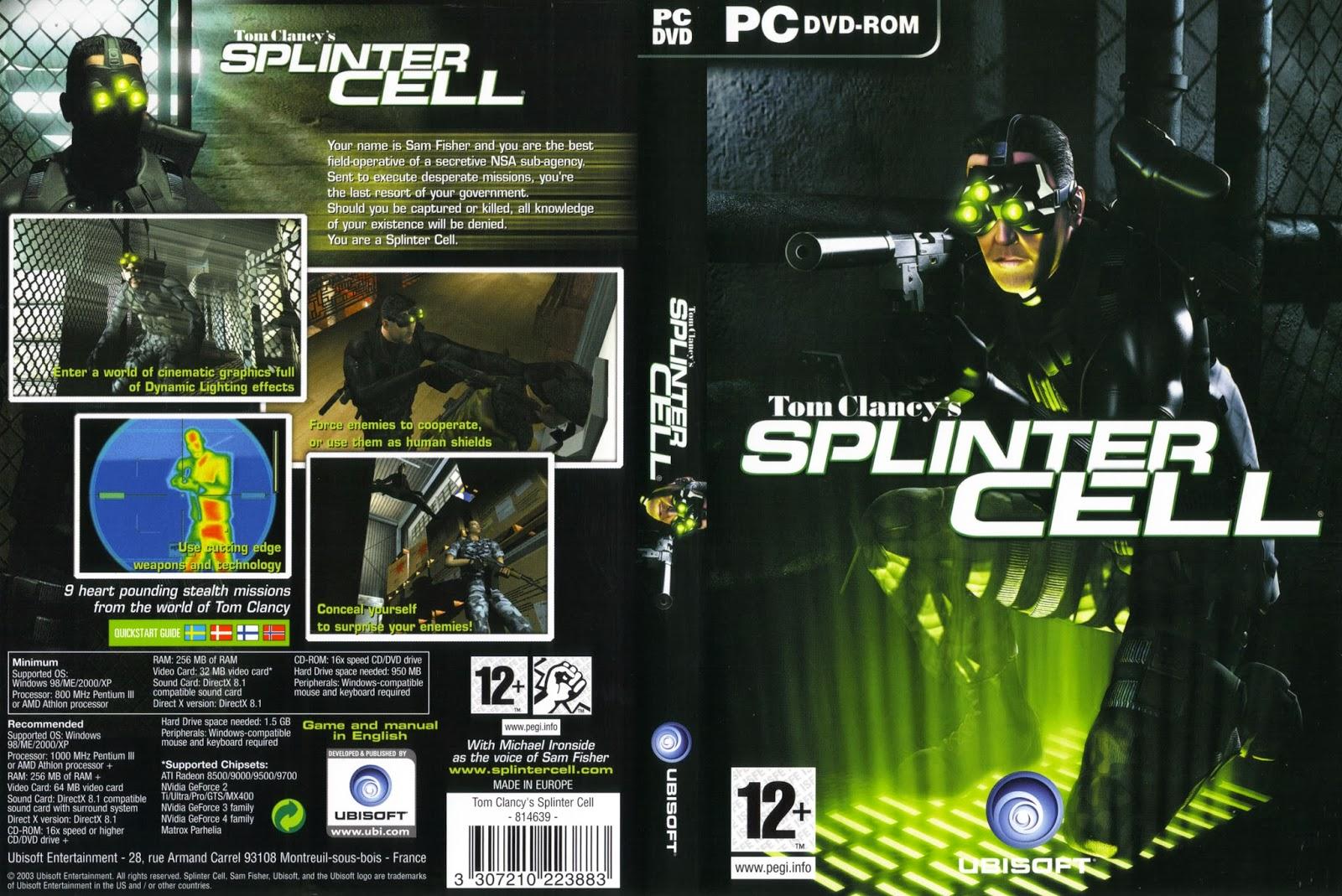 Splinter Cell Pc