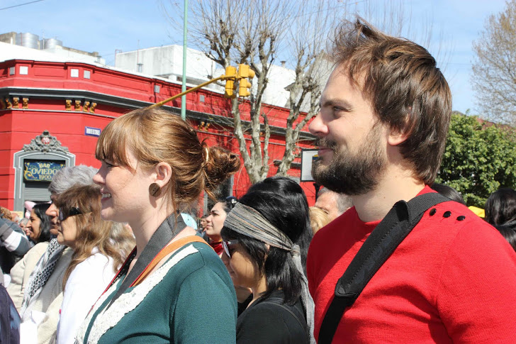 Andreas og Tove Karin