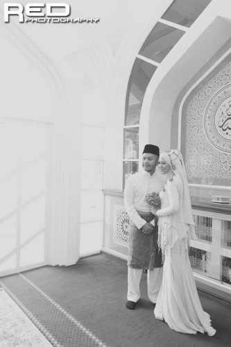 Majlis Perkahwinan Hani Nur Zara - Anak Julie Dahlan dan Shamsul Akmar - Adik Hattan