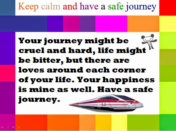 Quotes on happy and safe journey wishes safe journey quotes m4hsunfo