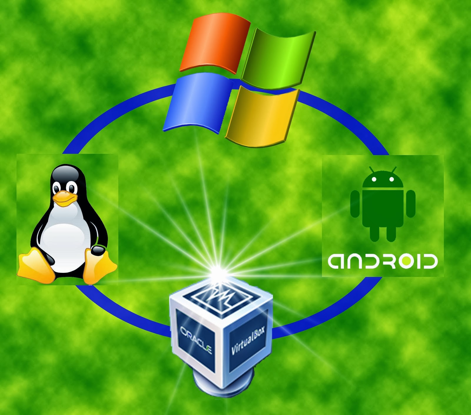 Android, Linux, and other OS on VirtualBox