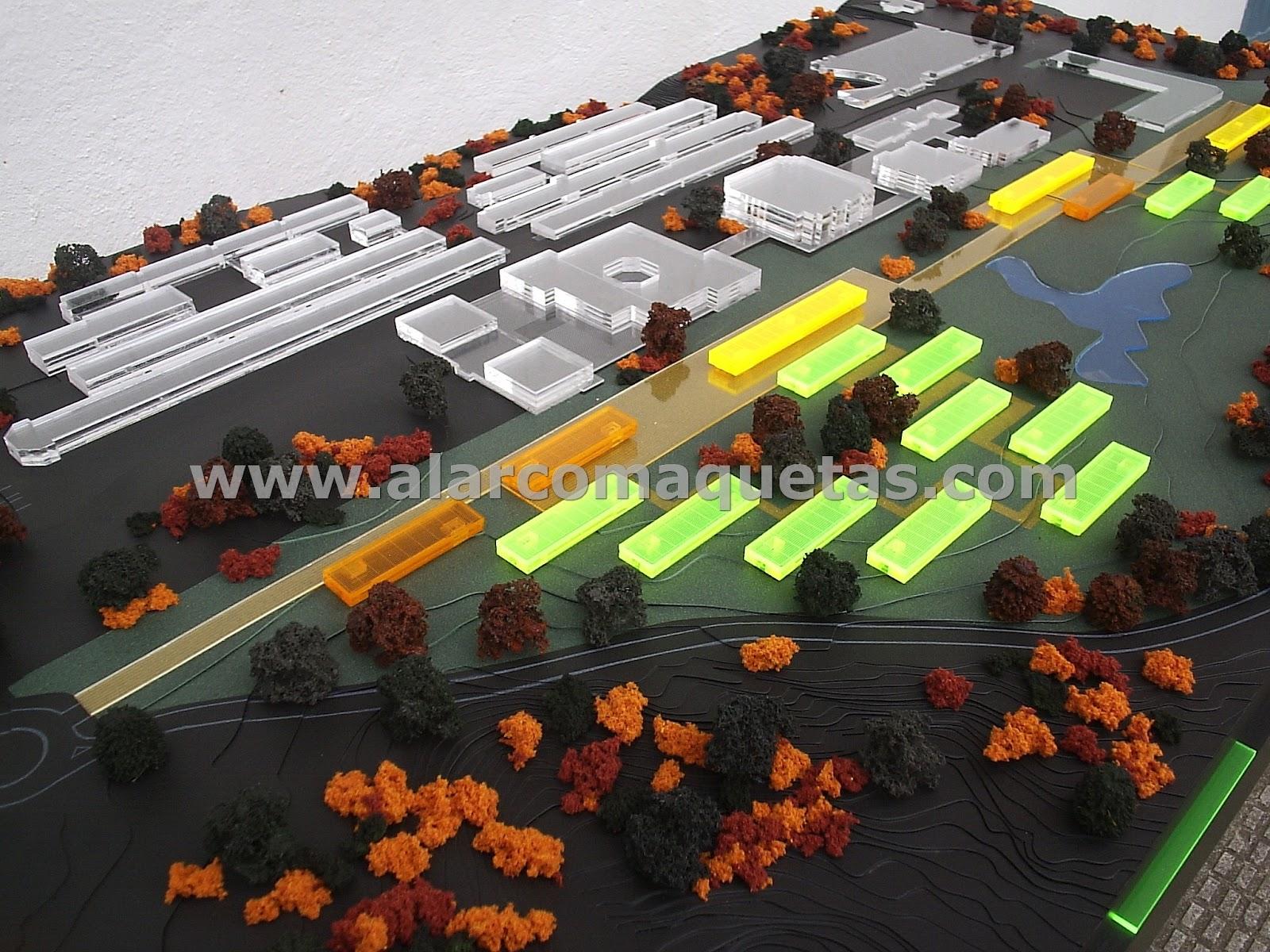Maquetas de arquitectura hacemos realidad sus proyectos - Arquitectura pais vasco ...