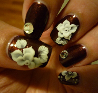 Unique 3d Nail Designs Photos Nail Picture Art