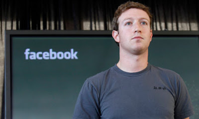 GEMPAR! Konspirasi Facebook CEO Mark Zuckerberg Co
