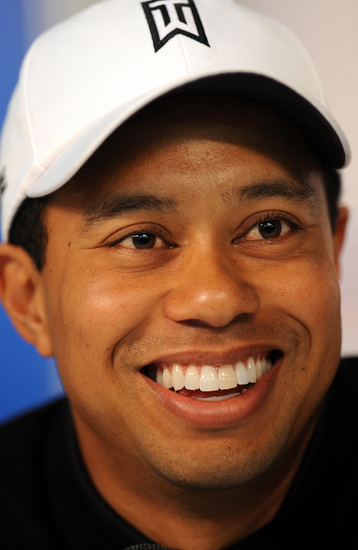 tom brady  tiger woods golf player