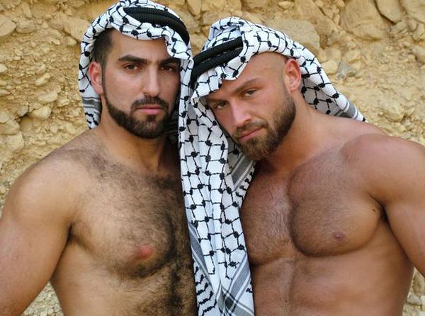 голые арабы парни фото
