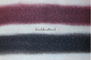Addiction Arabian Nights Kohl Eyeliner swatch