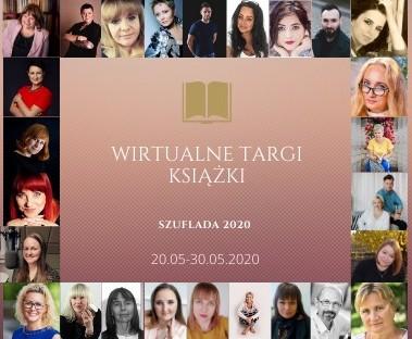 Wirtualne Targi Książki Szuflada 2020. ZAPRASZAM!
