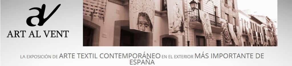 MUESTRA INTERNACIONAL DE ARTE TEXTIL