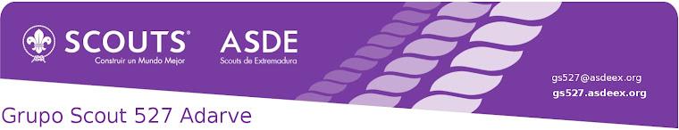 Grupo Scout 527 Adarve - ASDE SCOUTS DE EXTREMADURA