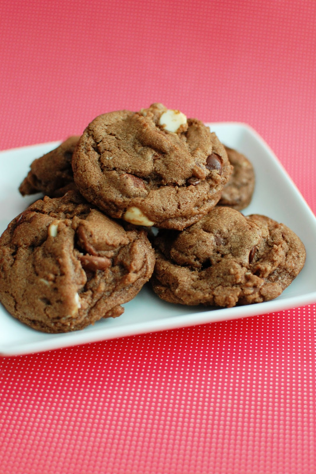 Hot Chocolate Cookies | Beantown Baker