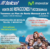 Planes de renta para Telcel y Movistar