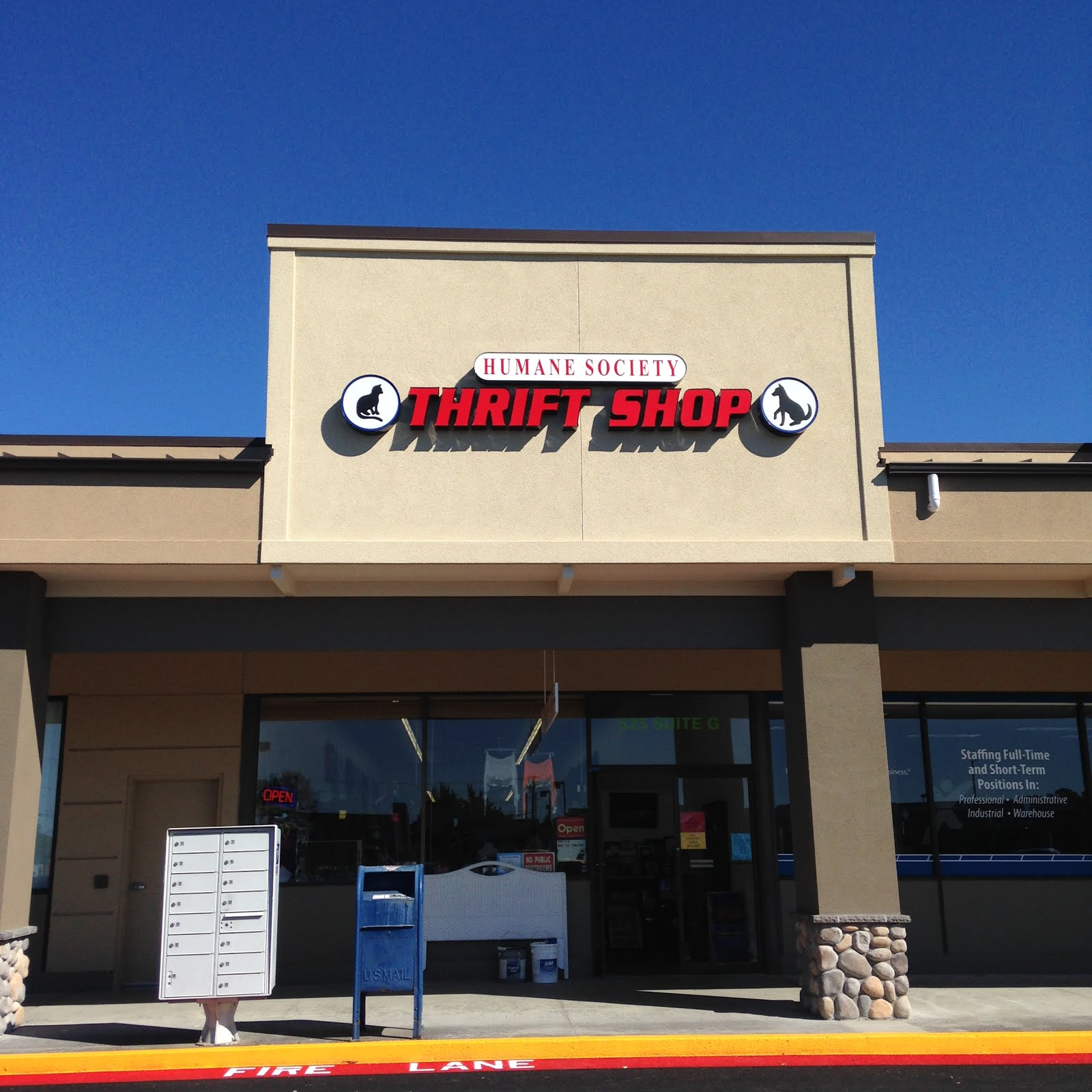Shop at our Thriftshop