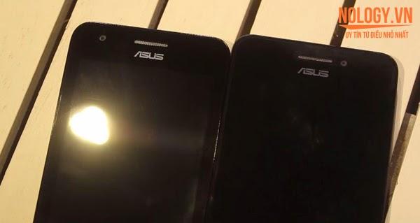 Asus Zenfone C và Asus Zenfone 4 A450.