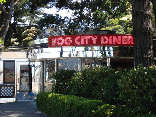 Fog City Diner San Francisco