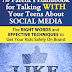 SOCIAL MEDIA, The Parent's Handbook for Talking WITH Your Teens - Free Kindle Non-Fiction