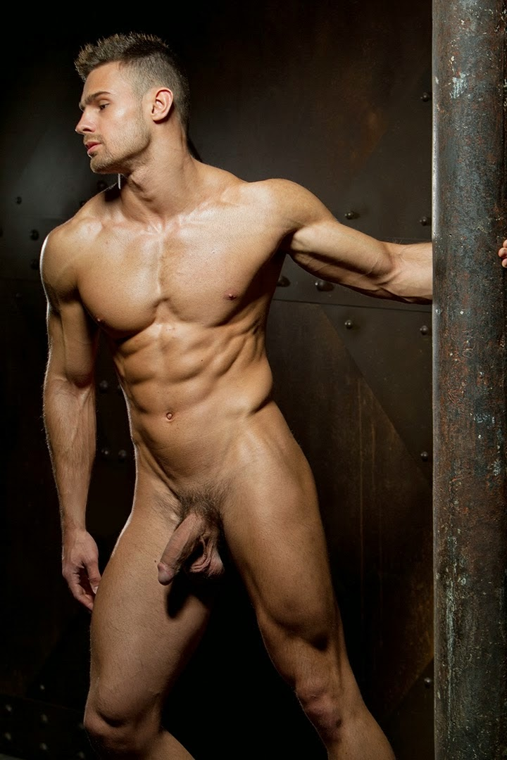 amazing naked male body