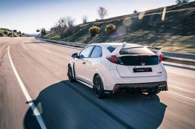 Noul Civic Type R: cel mai rapid hot hatch cu tractiune din lume debuteaza la Geneva