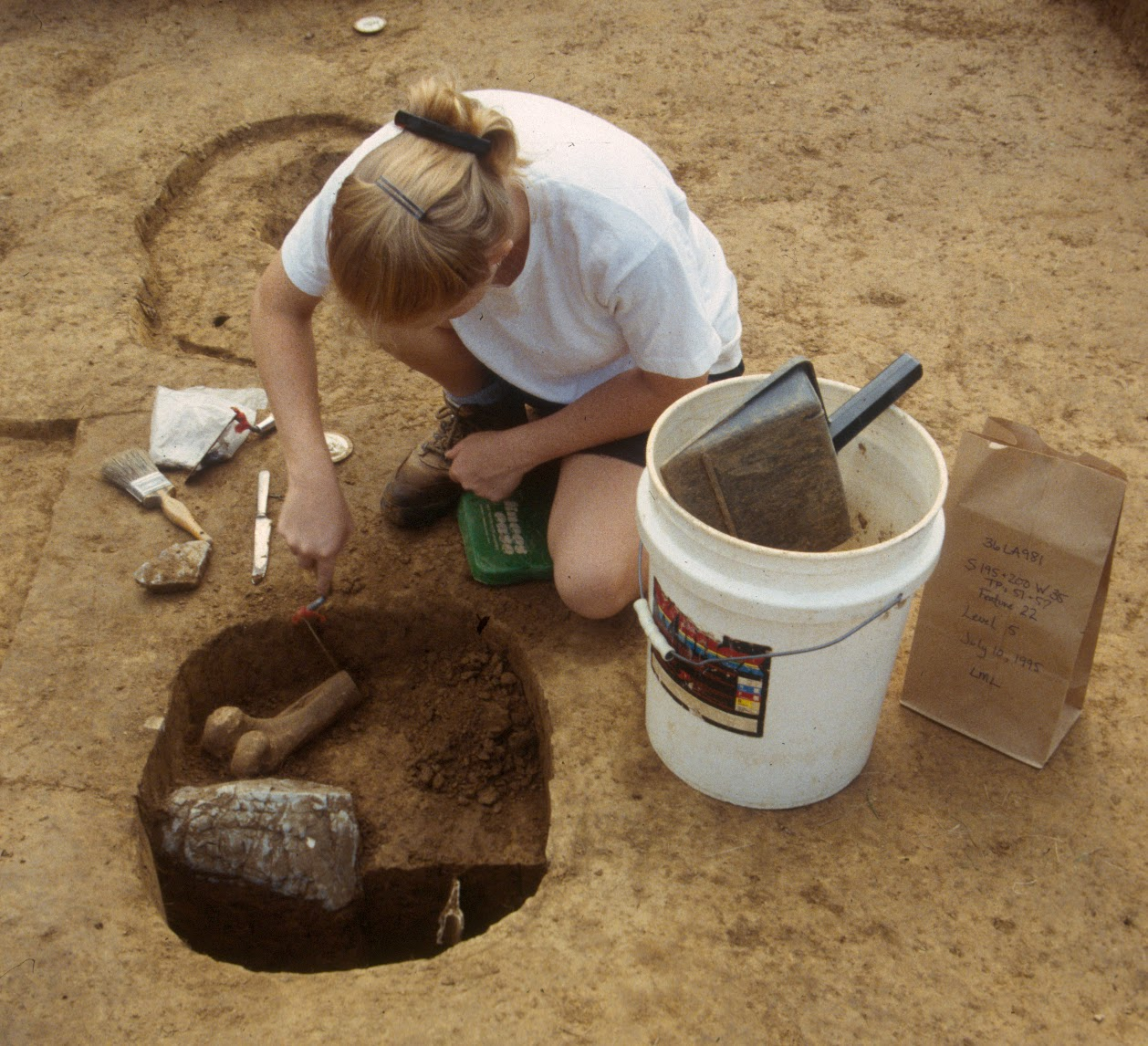 Phmc Pennsylvania Archaeology: This Week In Pennsylvania Archaeology: Archaeology At