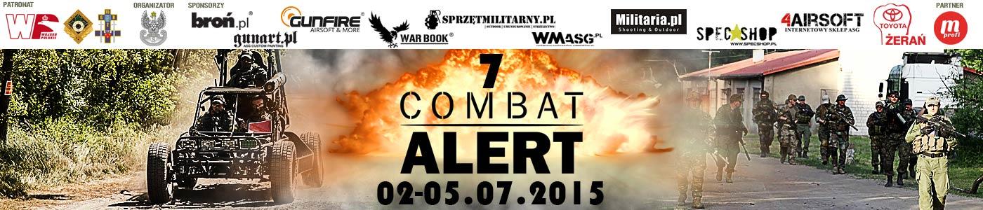 7 Combat Alert: 02-05.07.2015