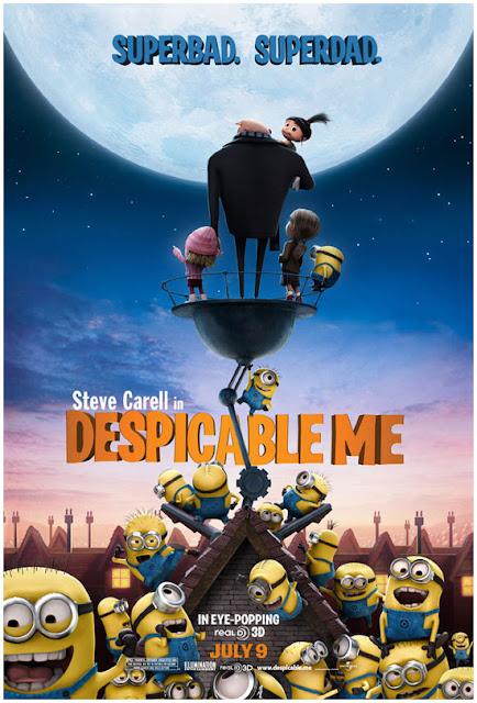 Despicable Me (2010) มิสเตอร์แสบร้ายเกินพิกัด - ดูหนังใหม่,หนัง HD,ดูหนังออนไลน์,หนังมาสเตอร์