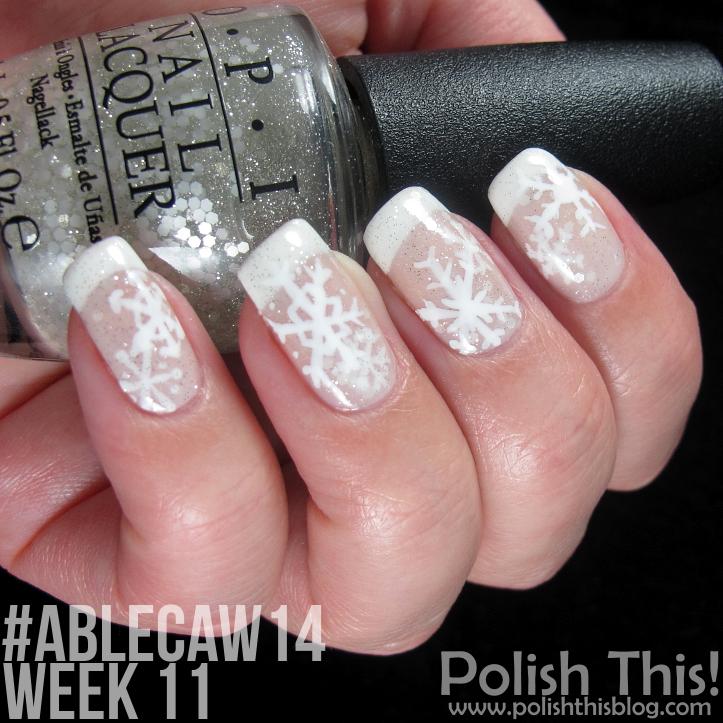 ablecaw14 Week 11: Winter Wonderland - Polish This!
