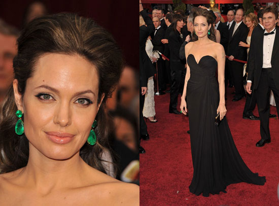 Best Oscar Dresses 2012 part 01