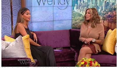 Wendy Williams tells Nicole Scherzinger she wasted 7 years with Lewis Hamilton in interview!