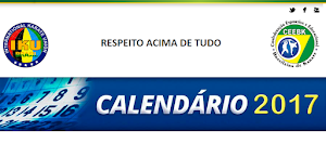 CALENDÁRIO NACIONAL 2017