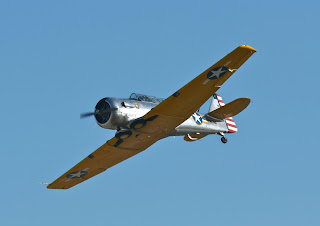 Avió North American T-6 Texan