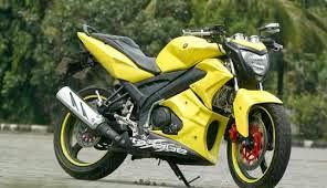 modifikasi yamaha new vixion versi street fighter