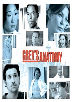 Greys Anatomy - A Anatomia de Grey  2ª Temporada Completa Séries Torrent Download capa