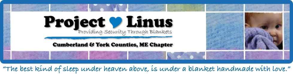 Project Linus Cumberland and York Counties, ME Chapter