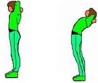 gerakan, senam, peninggi, badan, tiens, cepat, 8